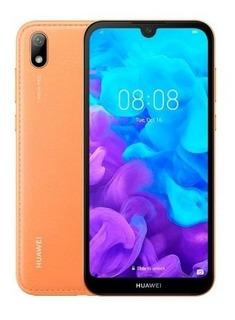 Mediatek Celular Huawei Y5 2019 - 32gb Café Mediatek C Tk431