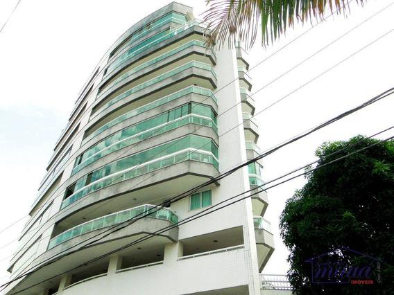 Excelente Apartamento C/ 03 Quartos Na 25 De Agosto! - Ap0011