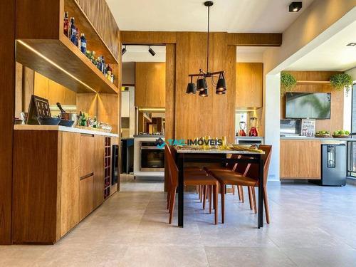 Imagem 1 de 30 de Apartamento Com 3 Dormitórios À Venda, 98 M² Por R$ 861.943,00 - Taquaral - Campinas/sp - Ap2374