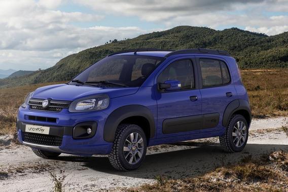 Nuevo Fiat Uno Way 0km - Retiralo Con $147.000! Opcion Gnc