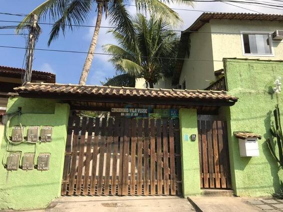 Casa Com 2 Dormitórios Para Alugar, 110 M² - Serra Grande - Niterói/rj - Ca0109