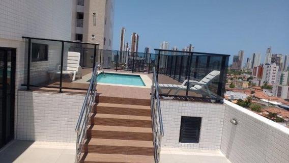 Apartamento Em Tambauzinho, João Pessoa/pb De 59m² 2 Quartos À Venda Por R$ 265.000,00 - Ap300240