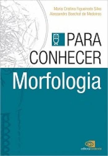 Para Conhecer Morfologia