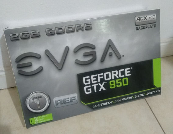 Gtx 950 2gb Blackpate