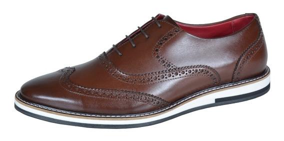 Sapato Social Clássico Masculino Oxford 046 Frete Grátis