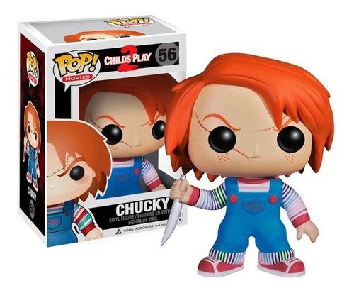 Imagem 1 de 4 de Boneco Funko Pop! Movies Horror Chucky O Boneco Assassino 56