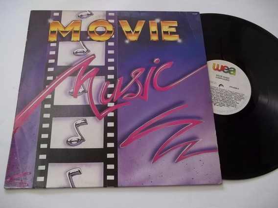 Lp Vinil - Movie Music - Trilha Filmes Coletanea