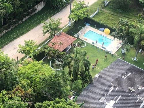 Imagem 1 de 30 de Chácara Com 5 Dormitórios À Venda, 2400 M² Por R$ 580.000,00 - Jardim São Fernando Iii - Area Verde - Itanhaém/sp - Ch0011
