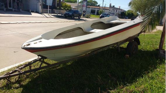 Lancha Arco Iris Fishing 450 Motor Johnson 25