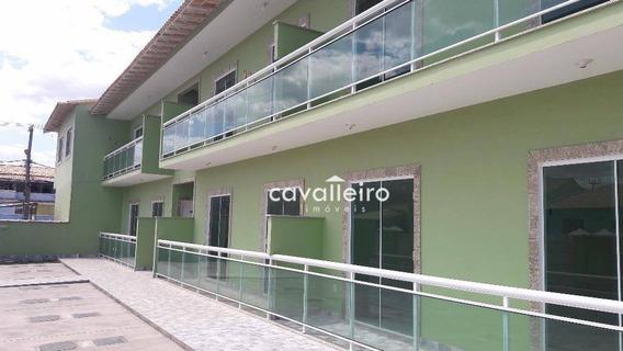 Apartamentos Frente À Praia, Maricá - Ap0059. - Ap0059