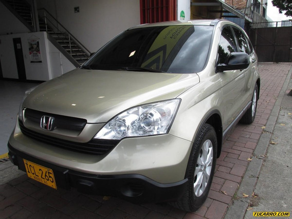 Honda Cr-v Lx At 4x4