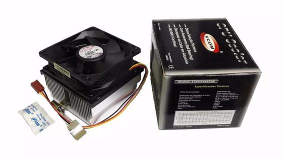 Cooler Vcom Amd 754 Modelo S754-01a825b