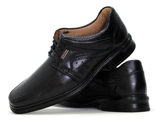 Sapato Social Estilo Ferracine Antstress Diabéticos Calcaneo