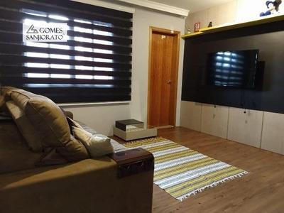 Apartamento A Venda No Bairro Vila Bocaina Em Mauá - Sp. - 2279-1