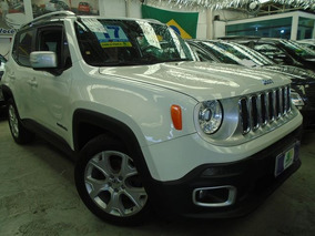 Jeep Renegade Limited At 1.8 2017 - Santa Paula Veículos