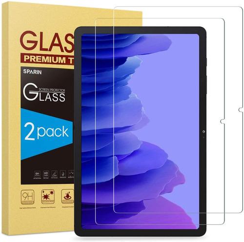 Vidrio Templado Samsung Galaxy Tab A7 2020 10.4 X2 Unidades