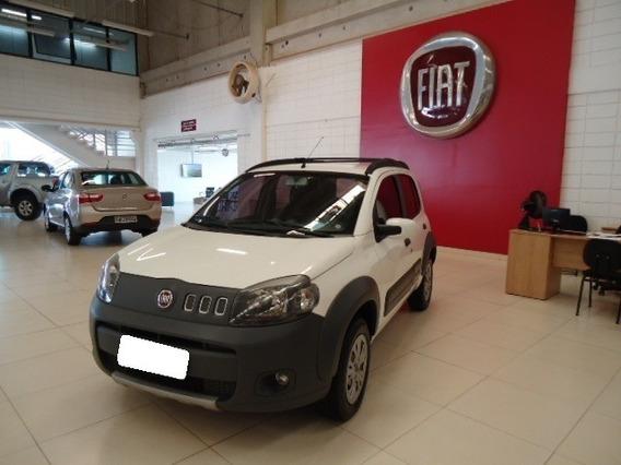 Fiat Uno Way 1.4 Branco 8v Flex 4p Manual 2011