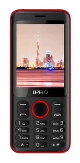 Celular Ipro A28 Economico 2 Sim Teclas Grandes Radio Fm