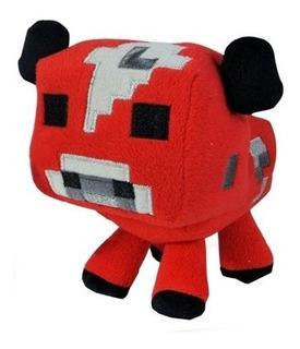 Minecraft Peluche Vaca Baby 18 Cm