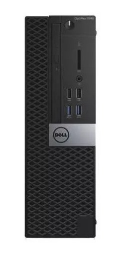 Dell Ssf Optiplex 7050 Core I7 6700 Up 4.0ghz 8gb Ssd 512gb