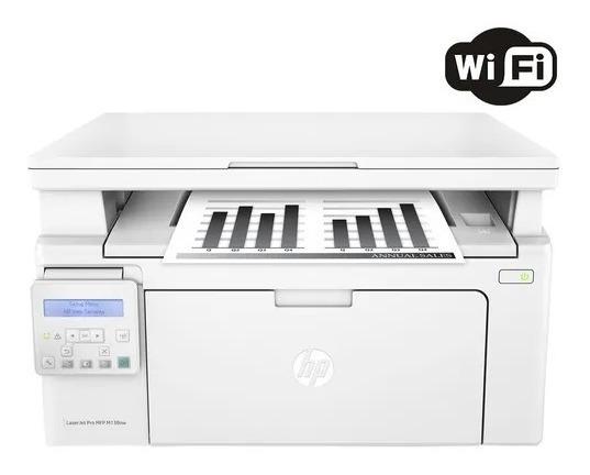 Multifuncional Hp Laserjet Pro Mfp M130nw Wireless 110v