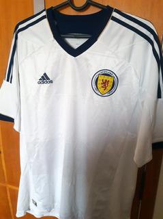 Camisa Escocia 2012 - Rara - Gg - S/n - Perfeito Estado