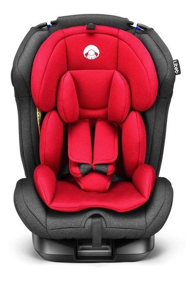 Cadeira Para Auto Smart 360 36kg Isofix Vermelho Litet Bb762