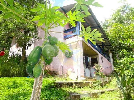 Chácara Com 2 Dormitórios À Venda, 670 M² Por R$ 230 Mil - Jardim Dos Pinheiros - Atibaia Sp - Ch1118