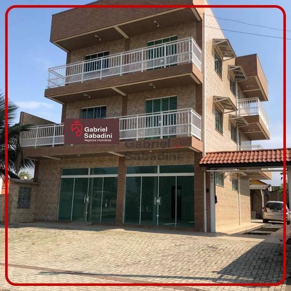 Prédio Comercial E Residencial Em Itapoá Sc - Ap0011