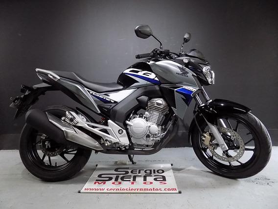 Honda Twister250 Negra 2019