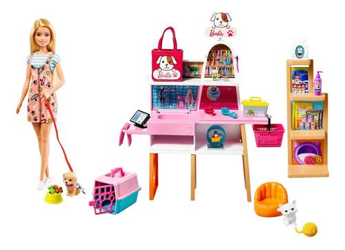 Barbie Estate, Tienda Para Mascotas