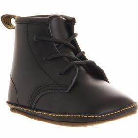 Original Bebe Dr Martens Auburn Clasica Lace Boots Black