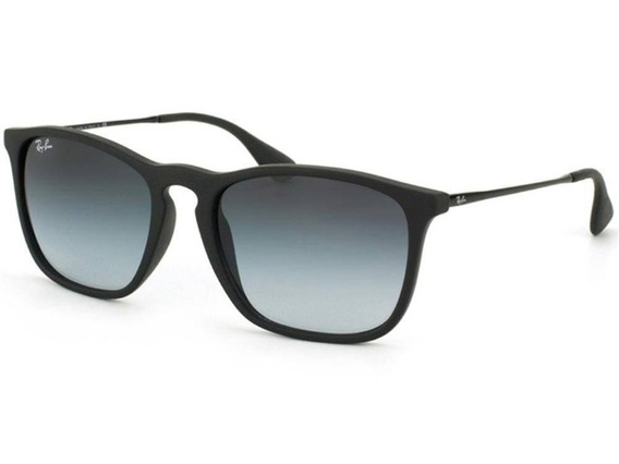 Oculos De Sol Ray Ban Chris Rb4165 Preto