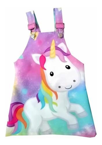 Braga - Jardinera Para Niña Unicornio Y My Little Pony - Ig