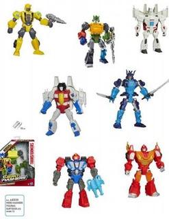 Transformers Hero Smashers