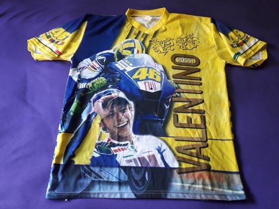 Camiseta Remera Valentino Rossi Moto Consultar Stock