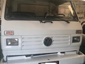 Volkswagem Vw 8140 Bau Com Prateleira Para Feirante 1995