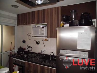 Ótimo Apartamento 3 Dorms. Próx. Shop. Int. C/ Armários - 2479