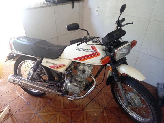 Honda Cg 1985