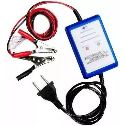 Carregador Eletrônico Bateria Bivolts 12v 150 Amperes Ez307
