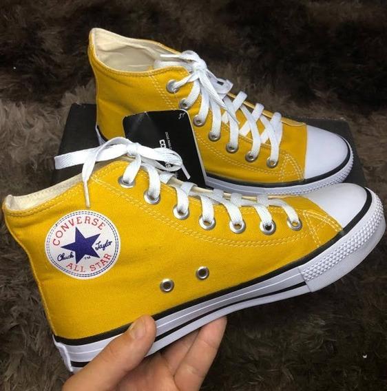 Tênis Converse All Star Chuck Taylor Cano Alto (botinha)