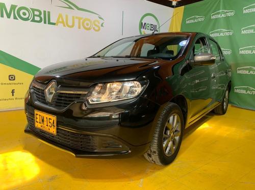 Renault Logan Expression Fe 1.6 2018