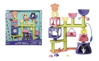 Hasbro Littlelest Pet Shop Escondite De Gatos Nuevo Original