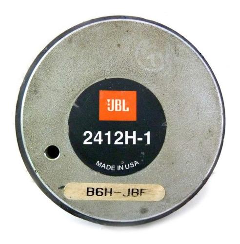 Imán Magneto Para Unidad De Brillo Jbl 2412h-1 Made In Usa