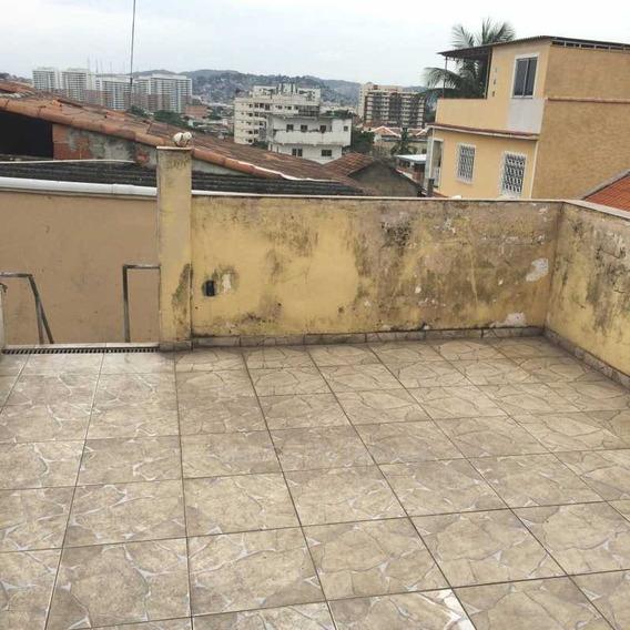 Casa De Vila-à Venda-cachambi-rio De Janeiro - Cbcv20001
