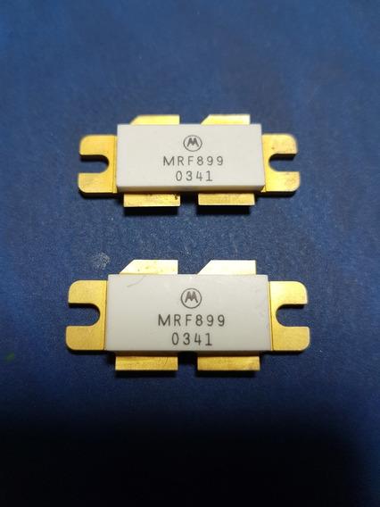 Transistor Mrf899 Faricante Motorola 26v 150w Uhf.