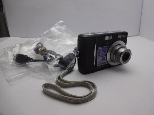 Câmera Digital Benq Dc C1250 12.0 Mega Tela 2,7 Mega Lcd