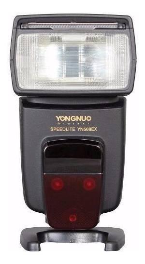 Flash Youngnuo Yn568-ex I-ttl Para Câmeras Nikon