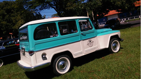 Ford Rural Willys Luxo