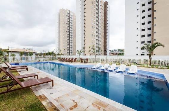 Apartamento A Venda No Bairro Vila Ema Em São Paulo - Sp. - 848-1